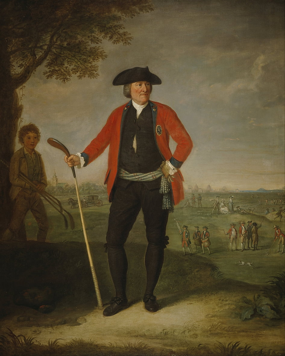William Inglis, c 1712 de David Allan