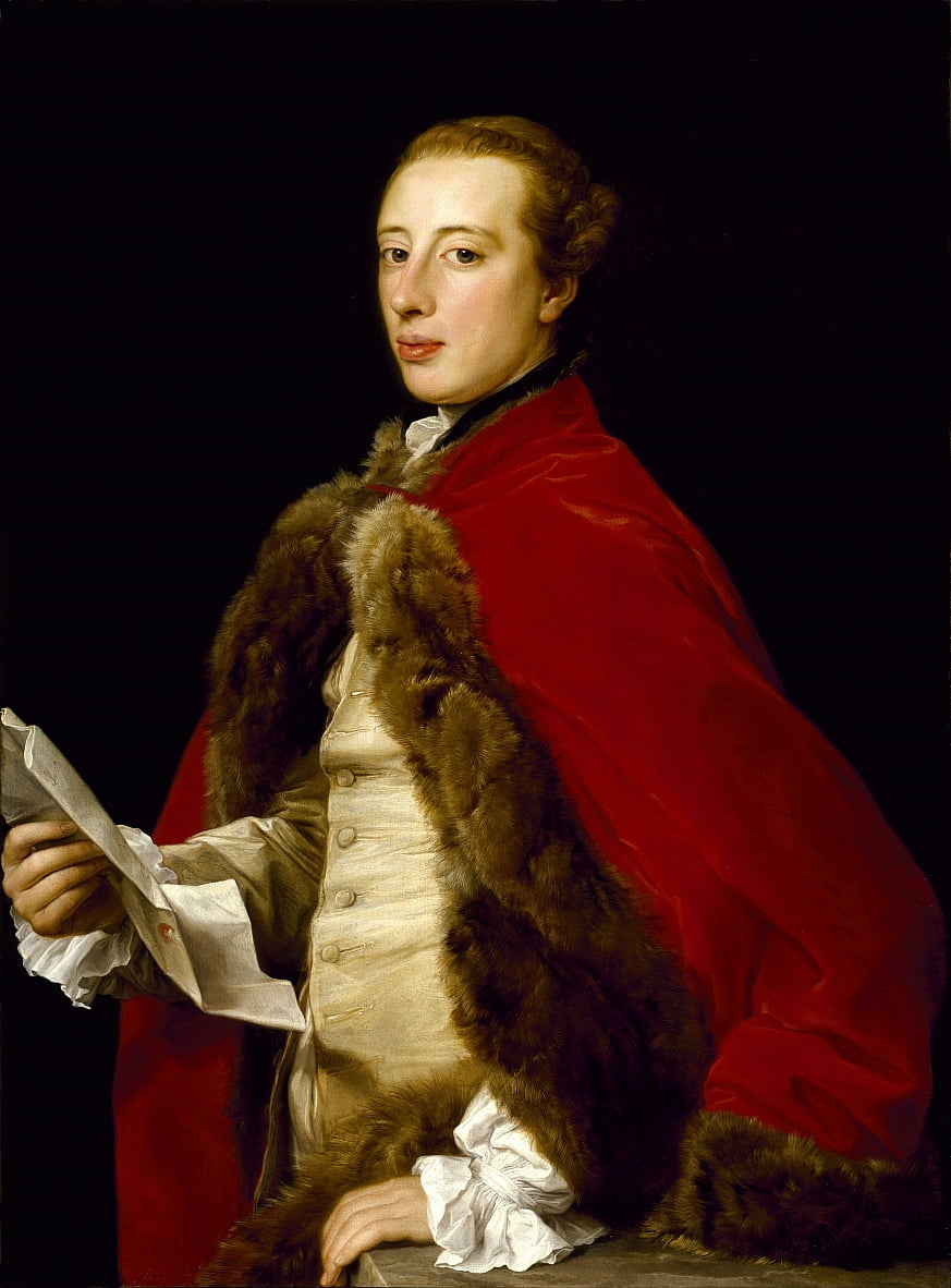 William Fermor de Pompeo Girolamo Batoni