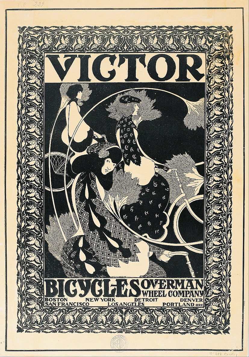 Victor Bicicletas de William Bradley